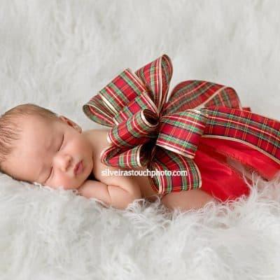 Mount Olive NJ infant photo shoot
