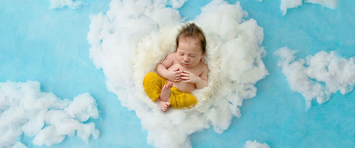 morris county NJ newborn photography