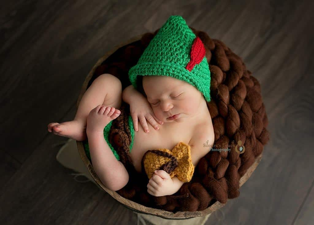 Baby Photography Shoot