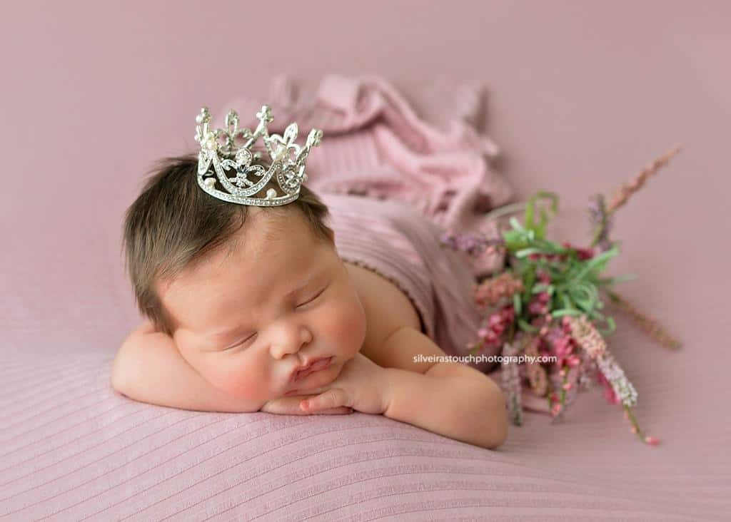 flanders NJ newborn photography baby girl
