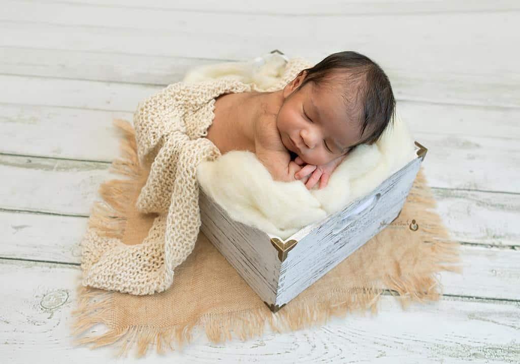 livinston nj newborn picture baby boy