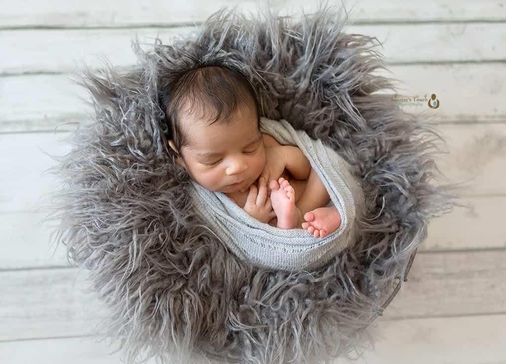 livingston nj newborn picture