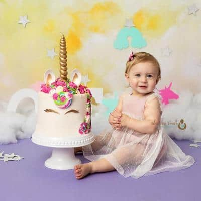 NJ Baby Photoshoot | Birthday