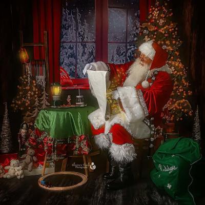 Morris County NJ Santa Experience
