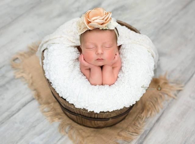 Photography baby girl NJ