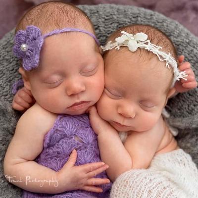 Newborn Twin Photographer Morris County NJ