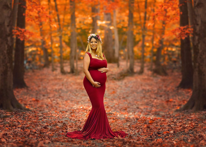 new jersey maternity photos