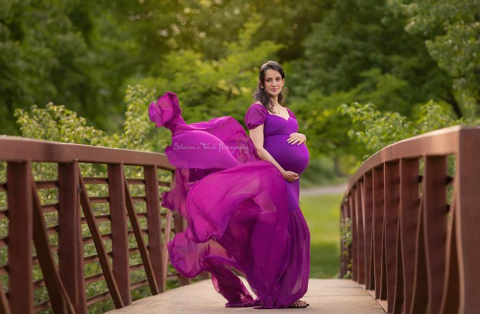 outdoor maternity session dover nj
