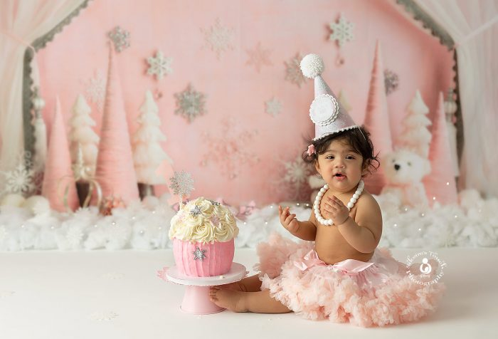 north jersey cake smash photo shoot