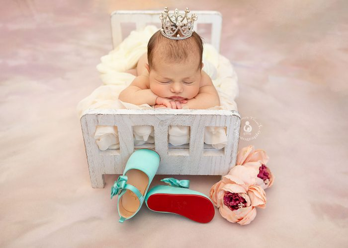 newborn baby couture photography rockaway